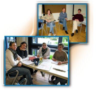 Methodentrainig Gruppenarbeit
