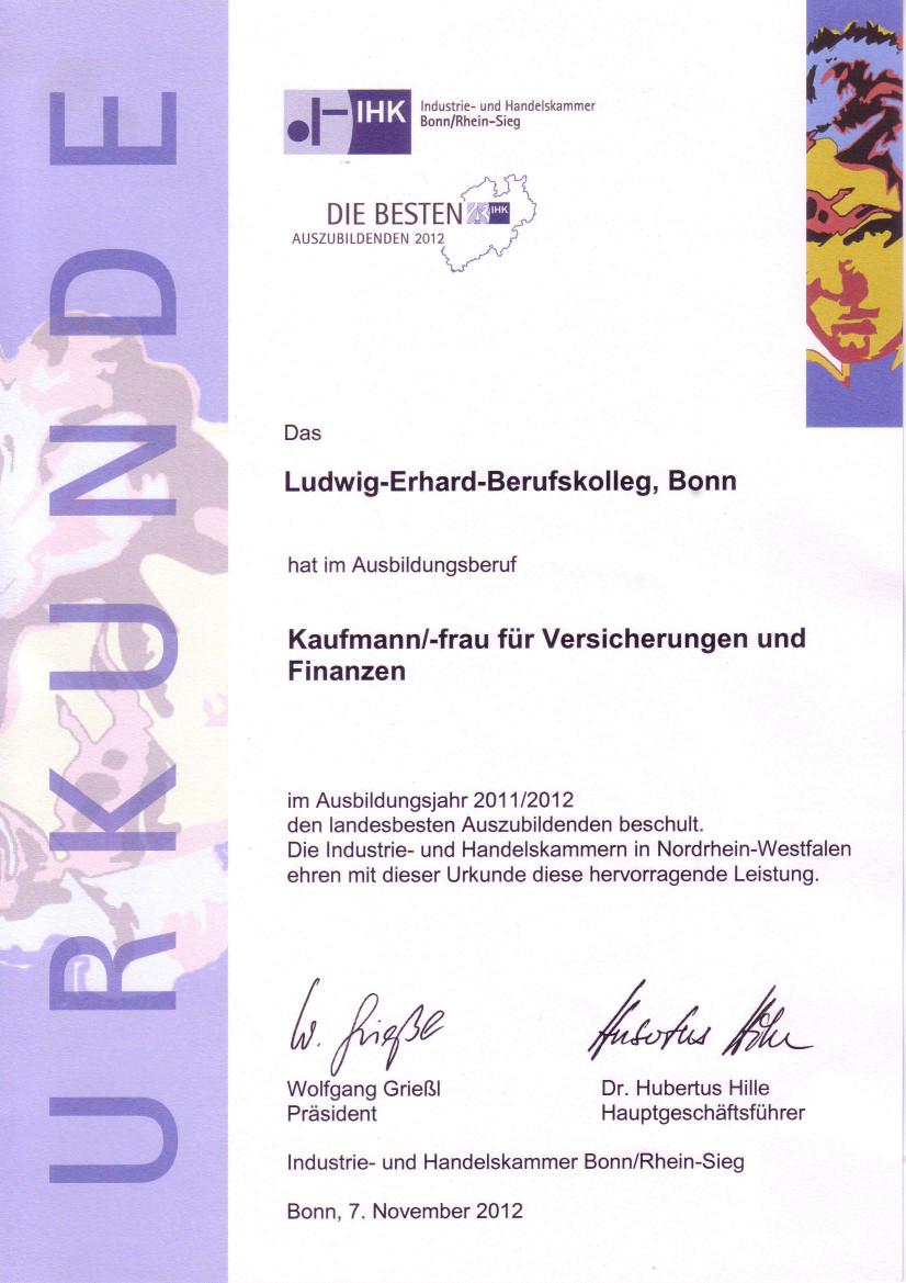 IHK-Bonn DIE BESTEN